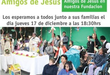 Celebración de Navidad 2015