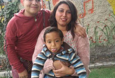 """Yesenia Castillo, Coordinadora General de la Fundación Amigos de Jesús: """"Es muy doloroso darse cuenta que el sistema no está preparado para enfrentar la vulneración de los niños con discapacidad."""""""